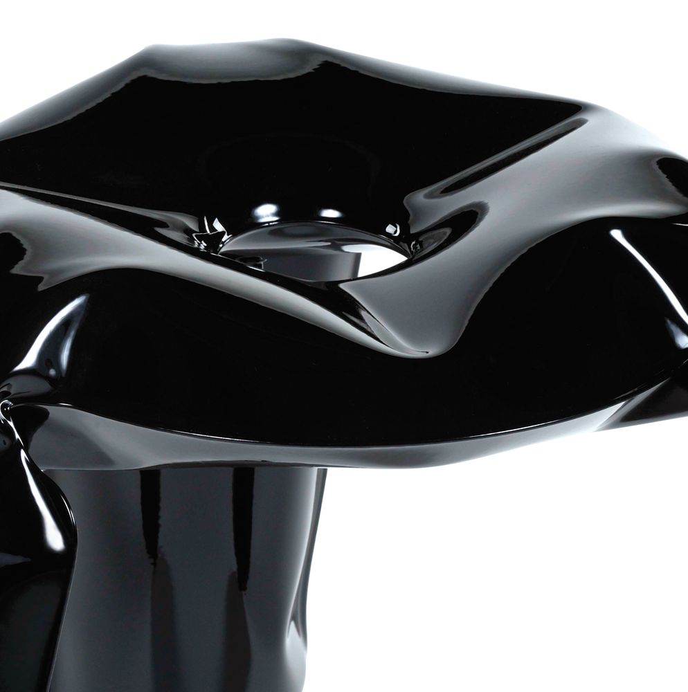 Plopp Steel Stool by Zieta