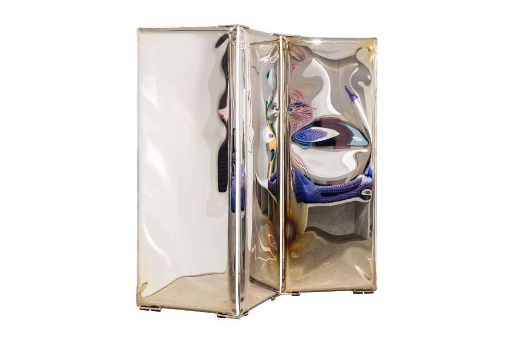 Sonar Heat Mirror by Zieta