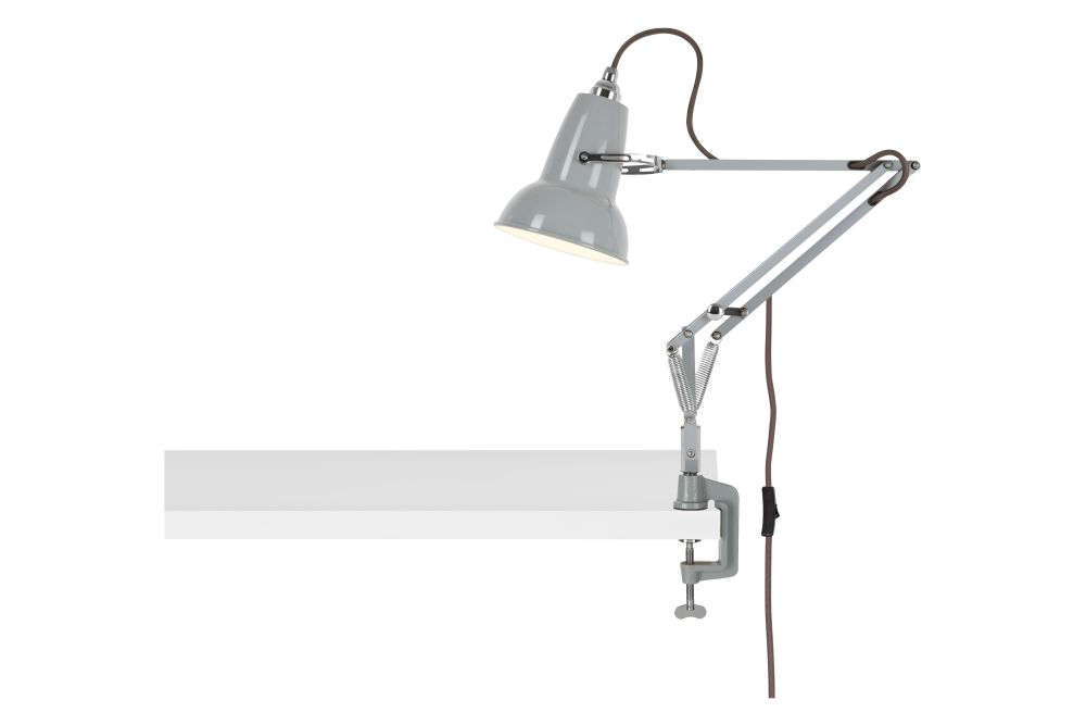 Original 1227 Mini Lamp with Clamp by Anglepoise