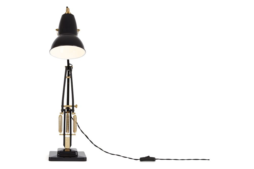 Original 1227 Brass Desk Lamp by Anglepoise