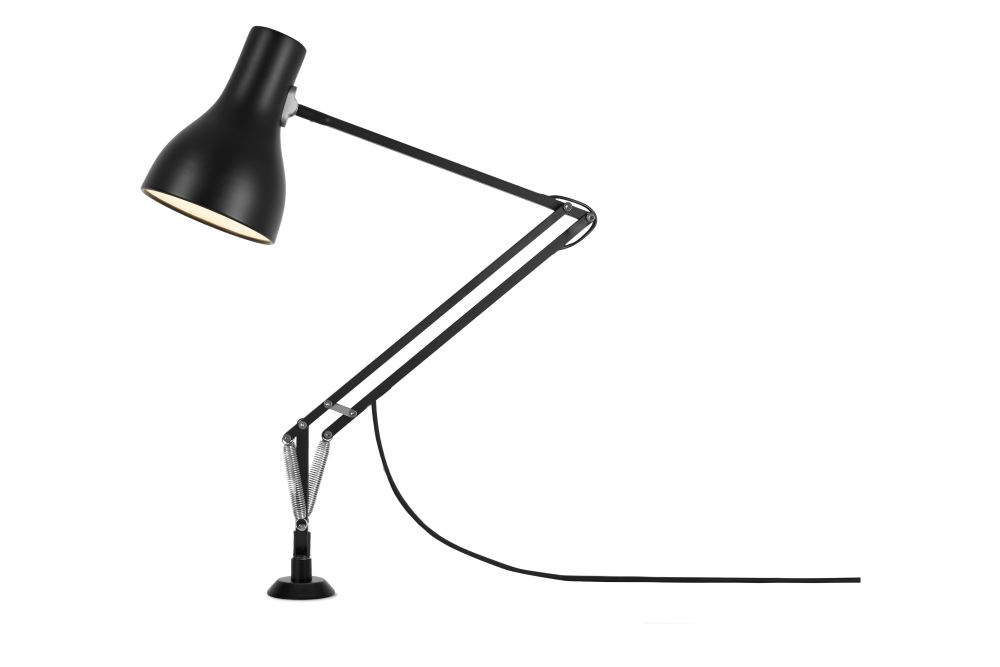 Type 75 Table Lamp with Desk Insert by Anglepoise