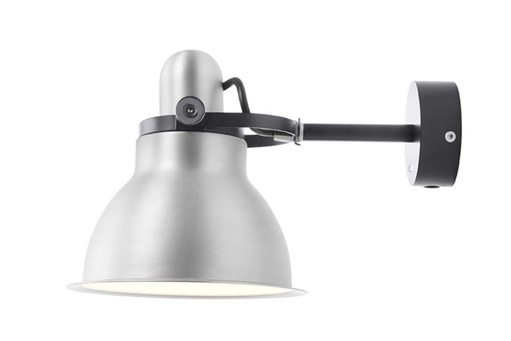 Type 1228 Metallic Wall Light by Anglepoise