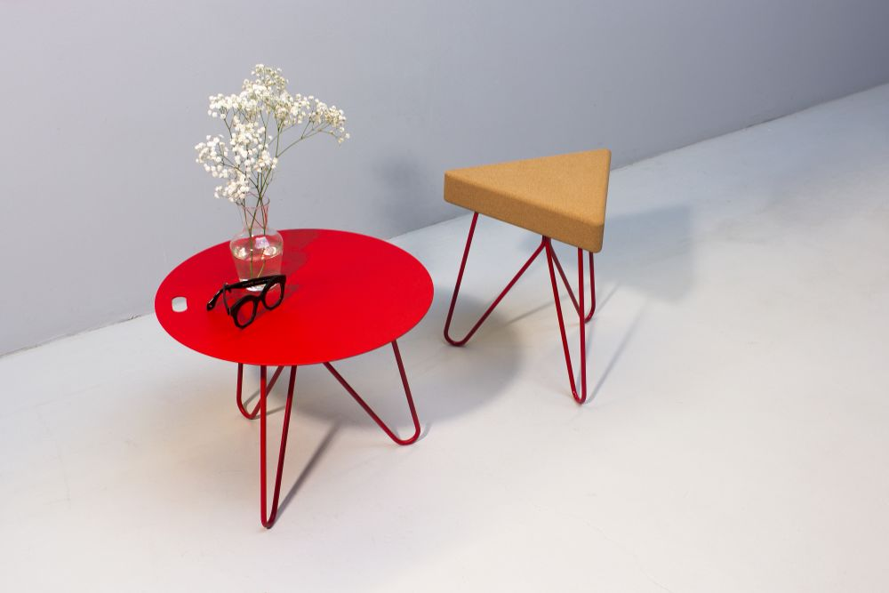 Seis Side Table by GALULA