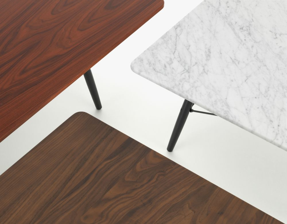 Eames Large Coffee Table - 180 x 90 cm by Vitra