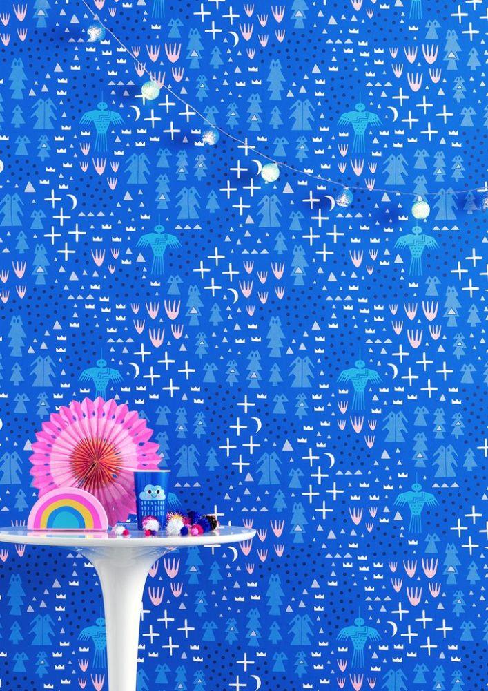 Chimu Dreams Wallpaper by Sian Elin