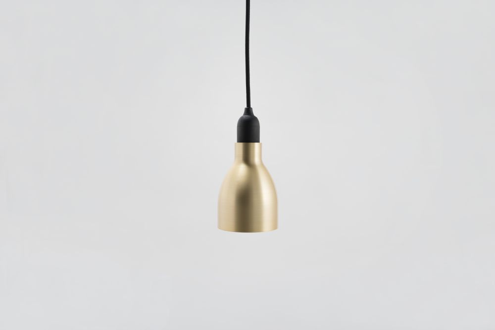 Lucy lampshade by MYKILOS