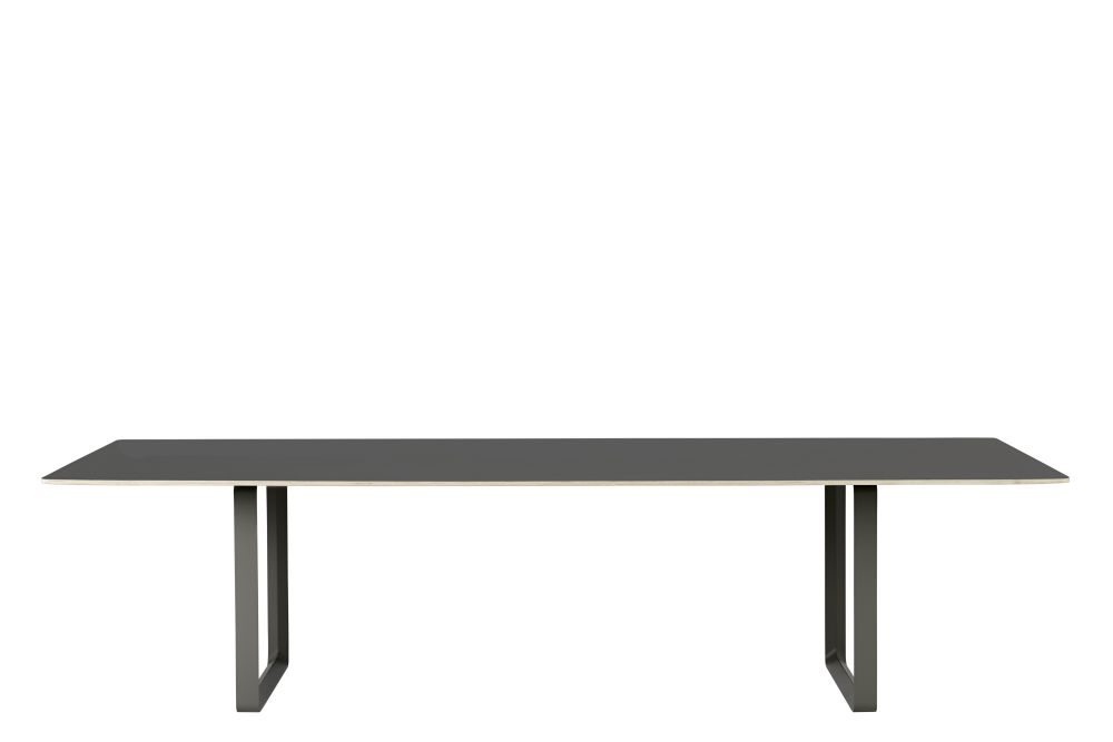 70/70 Dining Table - 295 x 108 cm by Muuto