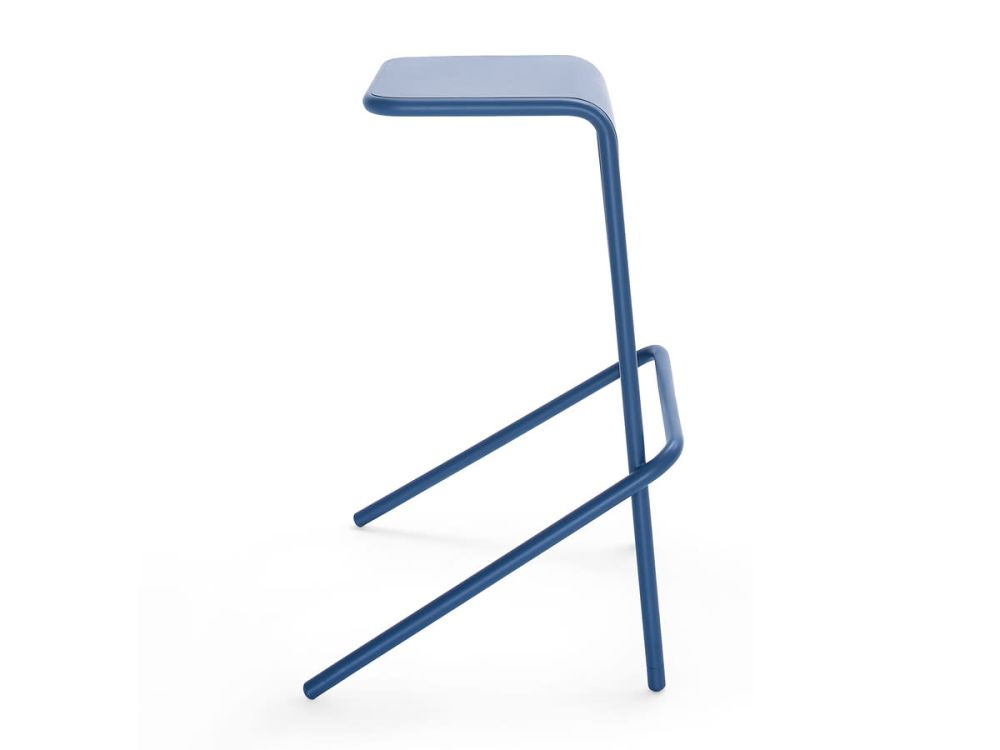 Alodia High Stool by Cappellini