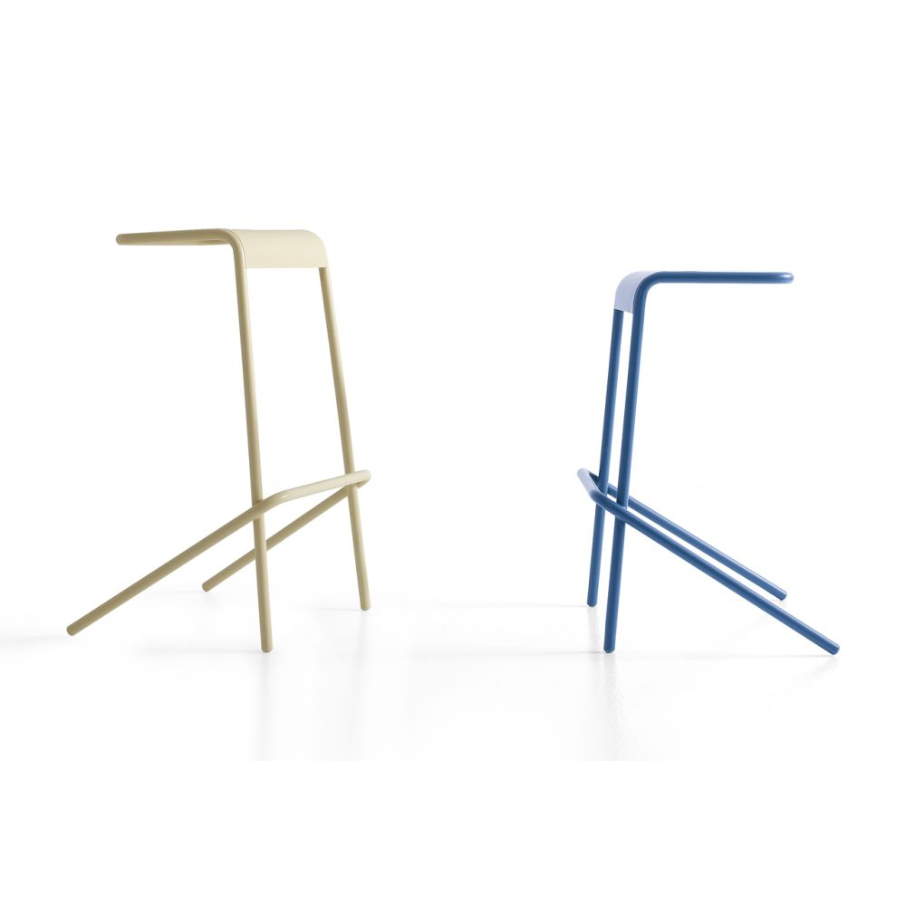 Alodia Low Stool by Cappellini