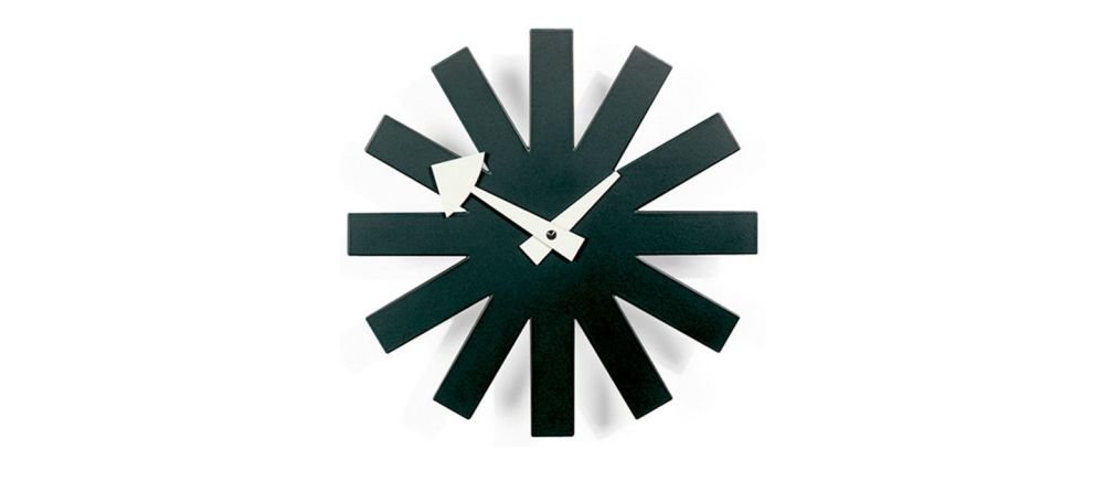 Asterisk Clock by Vitra