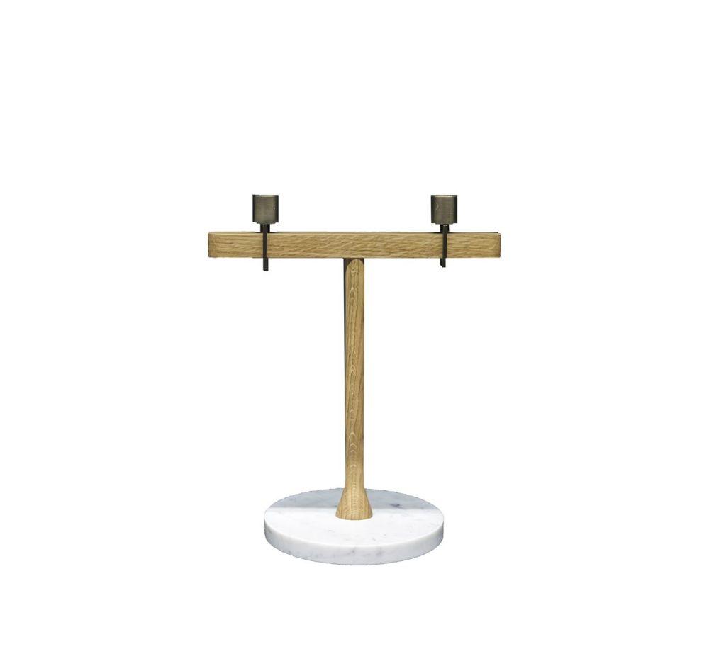 Balance Candleholder I by Driade