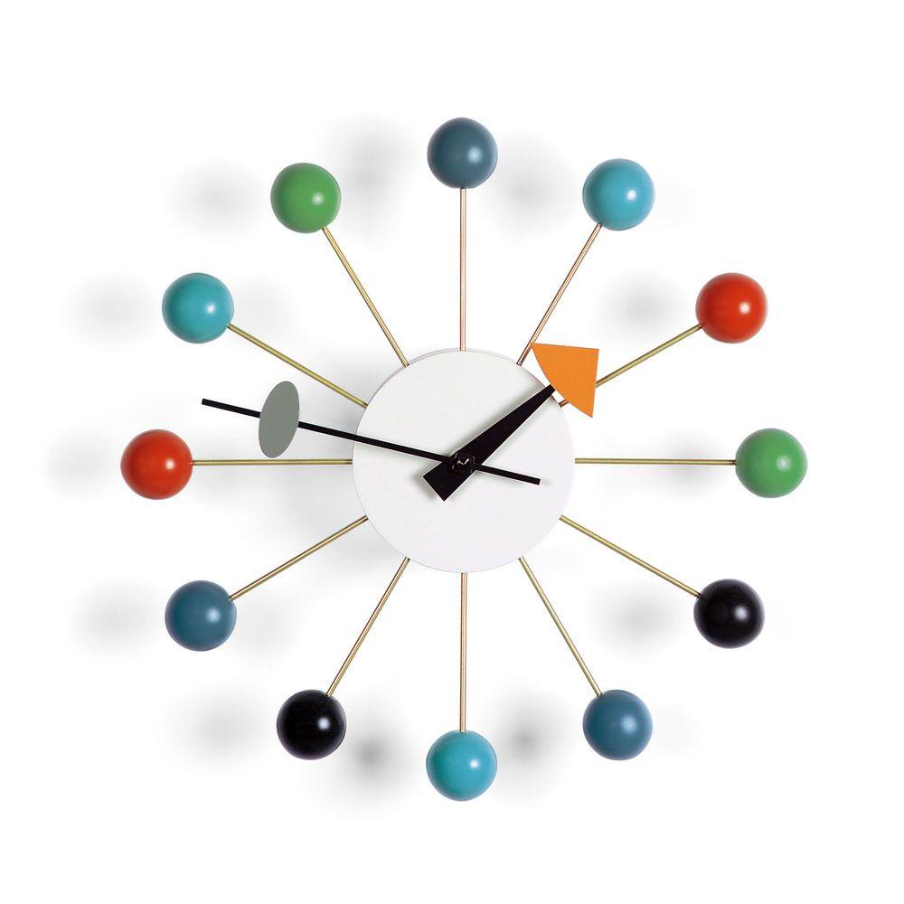 Ball Clock by Vitra
