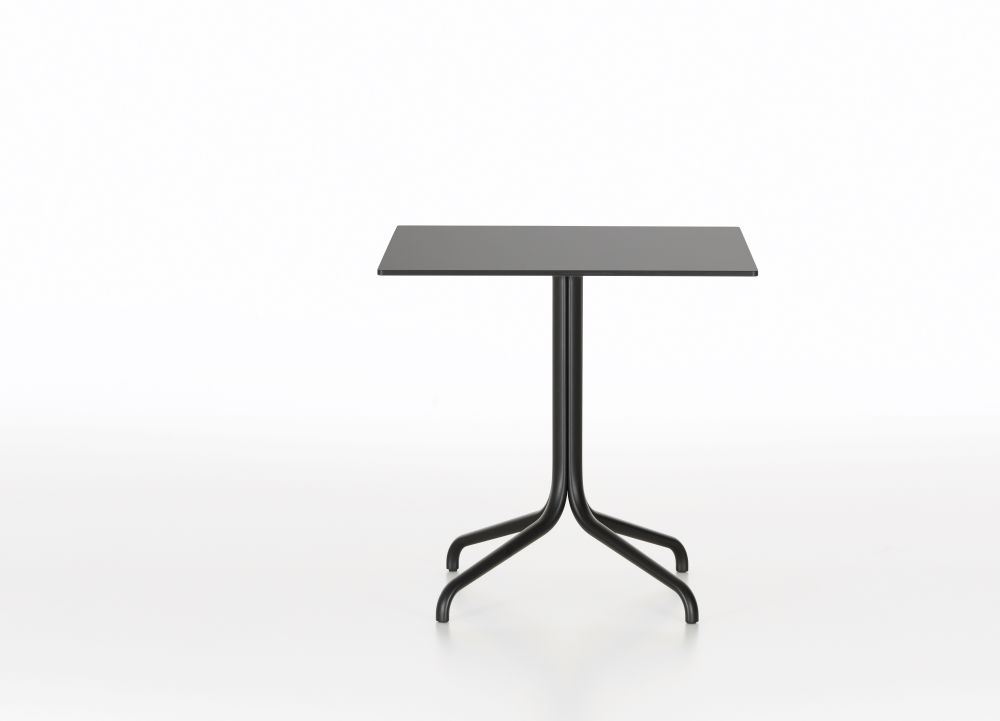 Belleville Square Outdoor Table by Vitra