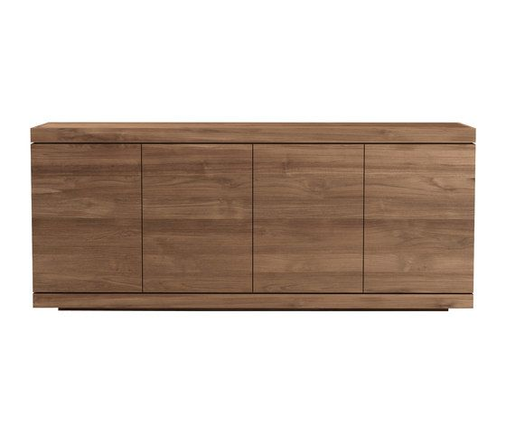 Burger sideboard - 4 doors by Ethnicraft
