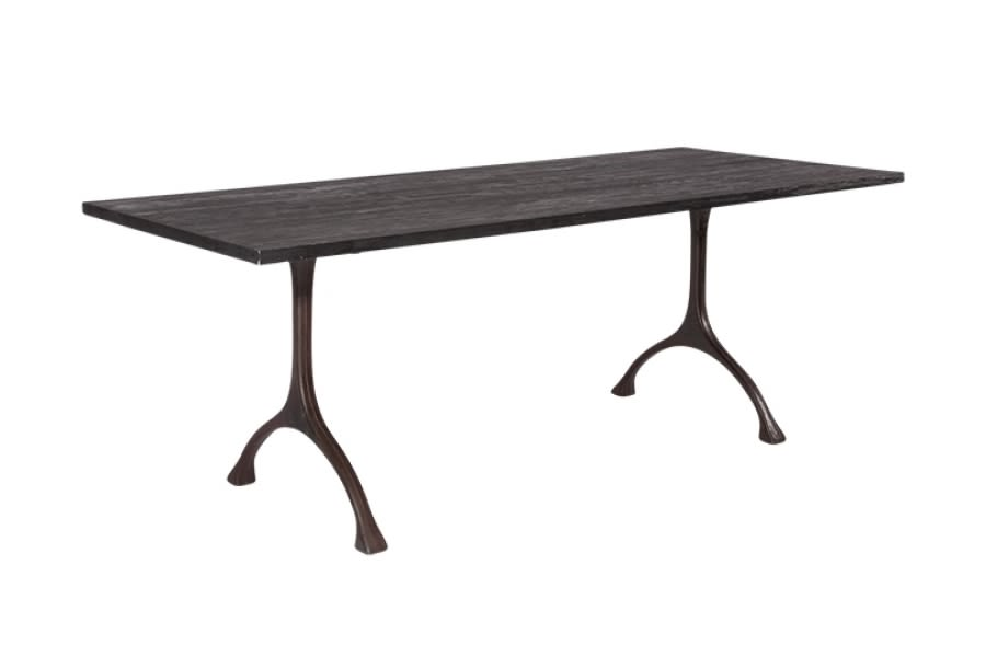 Charcoal Dining Tabletop by NORR11