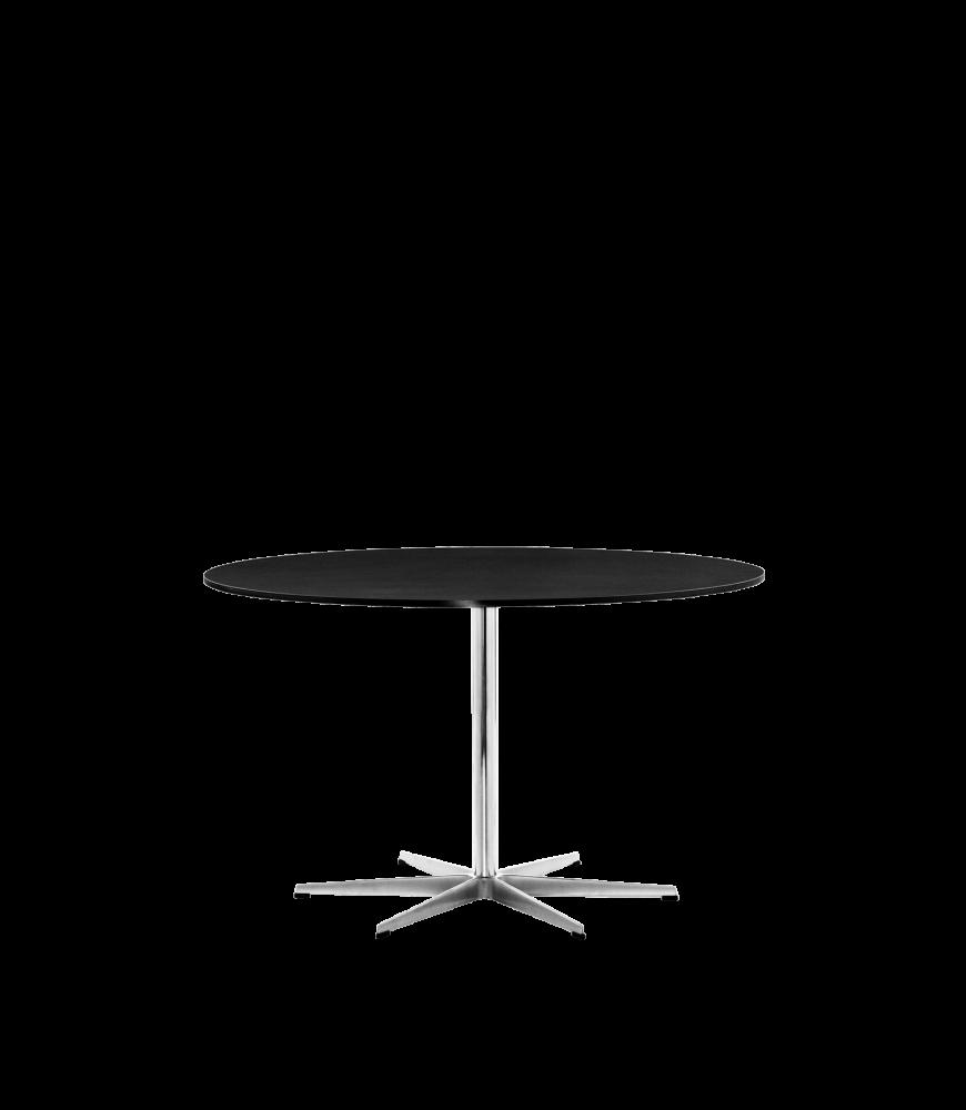 Circular Dining Table - 6-star base by Republic of Fritz Hansen