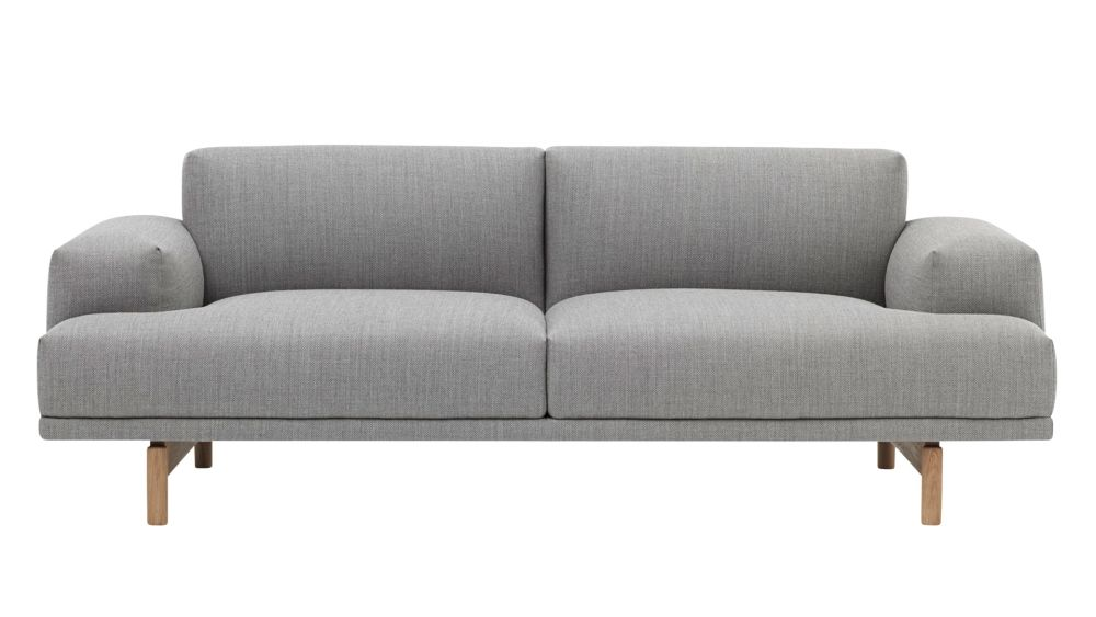 Compose 2 Seater Sofa by Muuto