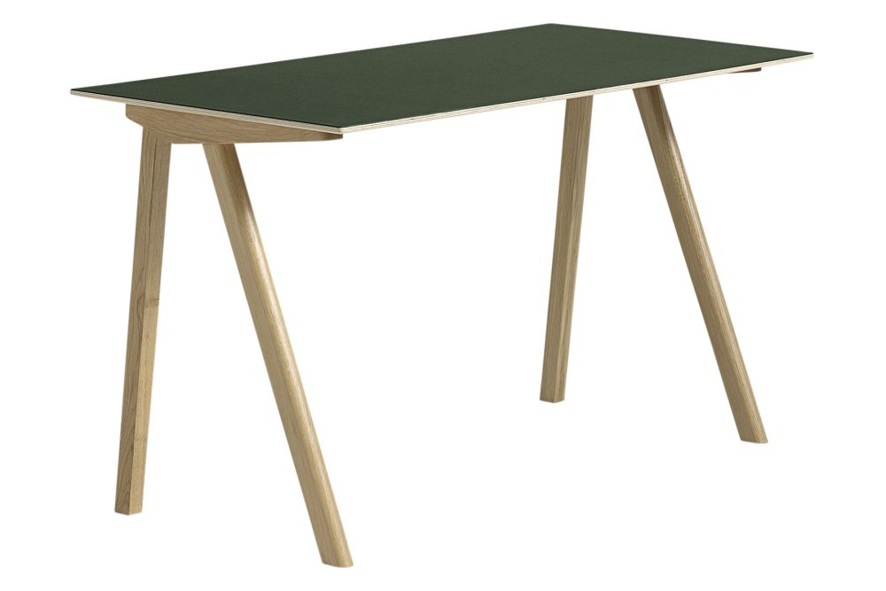 Copenhague Linoleum Top Desk CPH90 by Hay