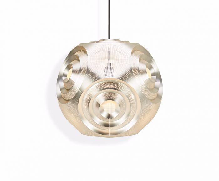 Curve Ball Pendant Light by Tom Dixon