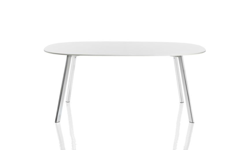 Déjà-vu Dining Table - Elliptic by Magis Design
