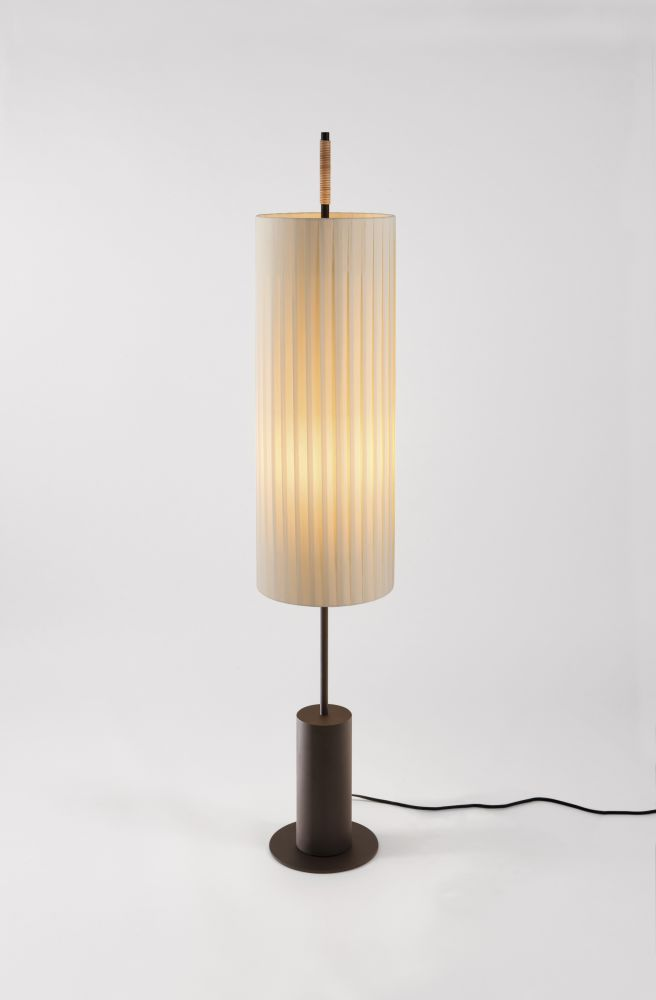 Dórica Floor Lamp by Santa & Cole