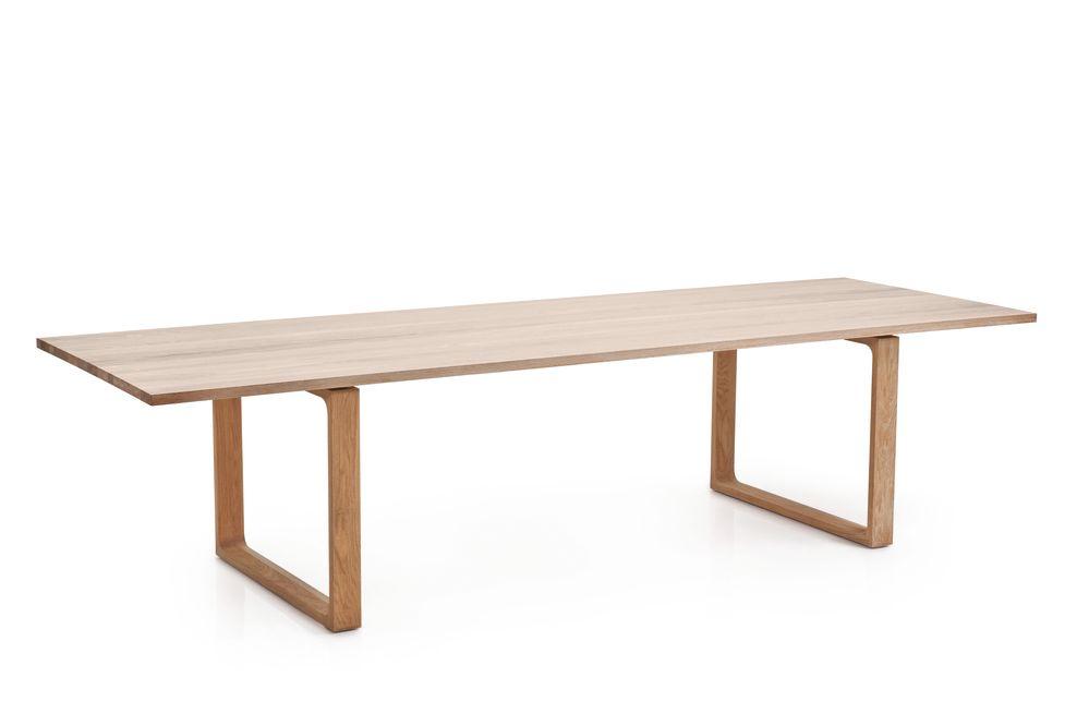 Essay Dining Table by Republic of Fritz Hansen