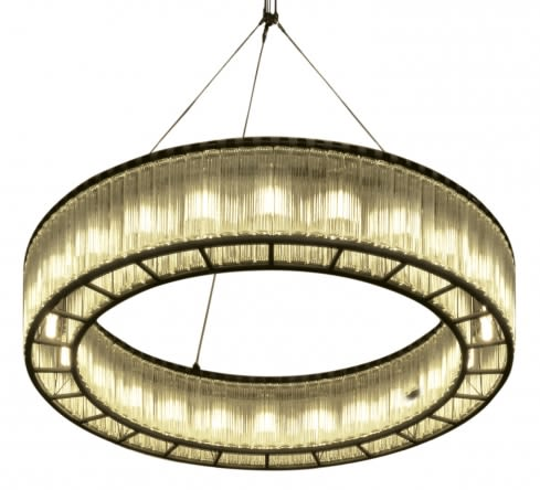Estadio Pendant Light by Santa & Cole