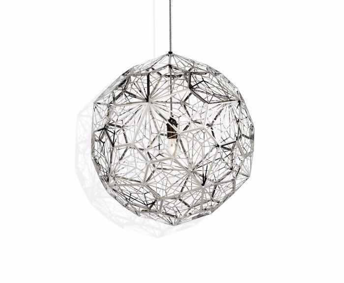 Etch Web Pendant Light by Tom Dixon