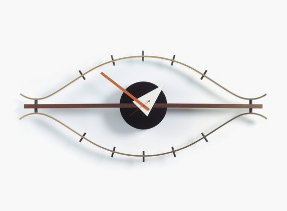 Eye Clock by Vitra
