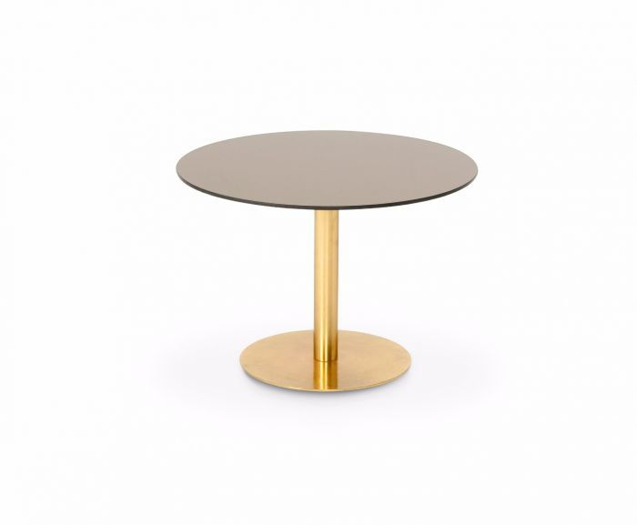 Flash Circular Side Table by Tom Dixon