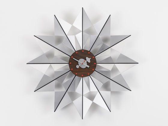 Flock of Butterflies Wall Clock by Vitra