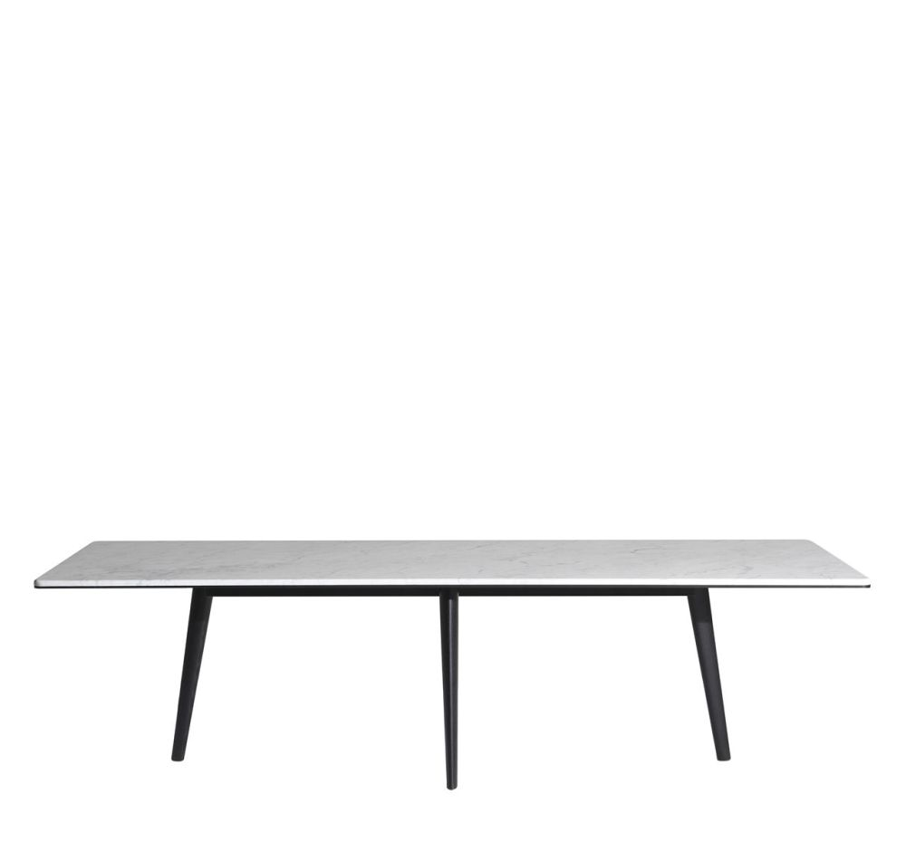 Francois Dining Table - Marble Top by Driade