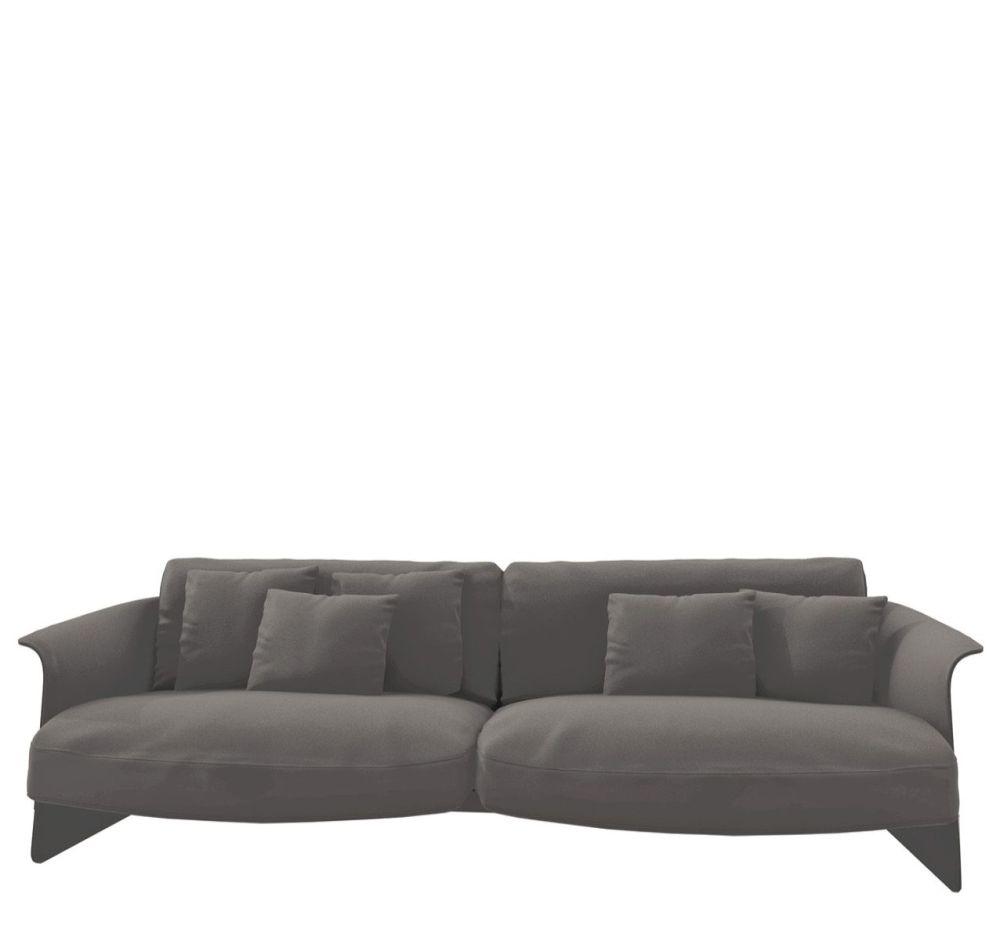 Garconne 1 Three-Seater Sofa by Driade