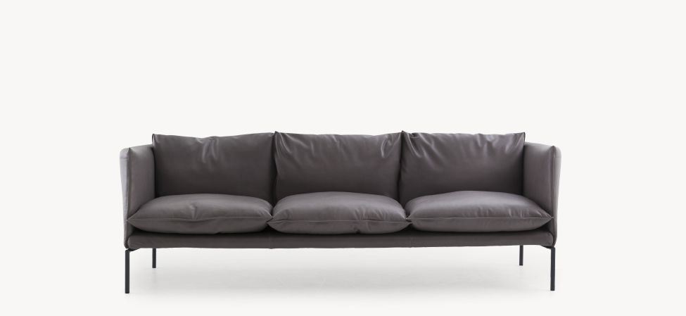 Gentry Extra Light - Sofa 3 seater by Moroso