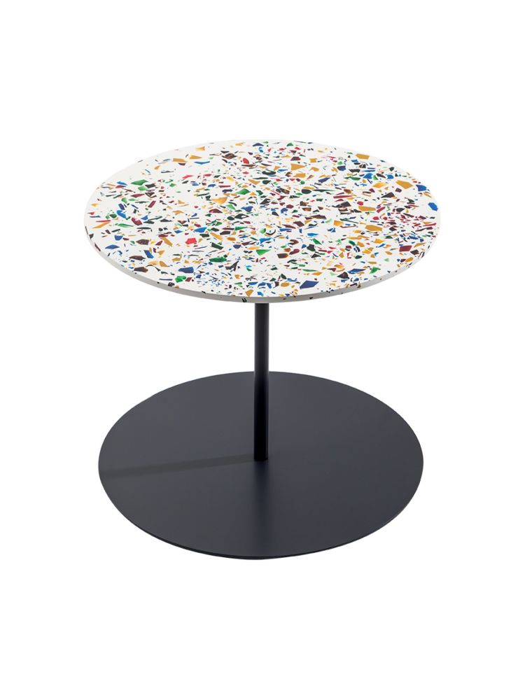 Gong Terrazzo Service table by Cappellini