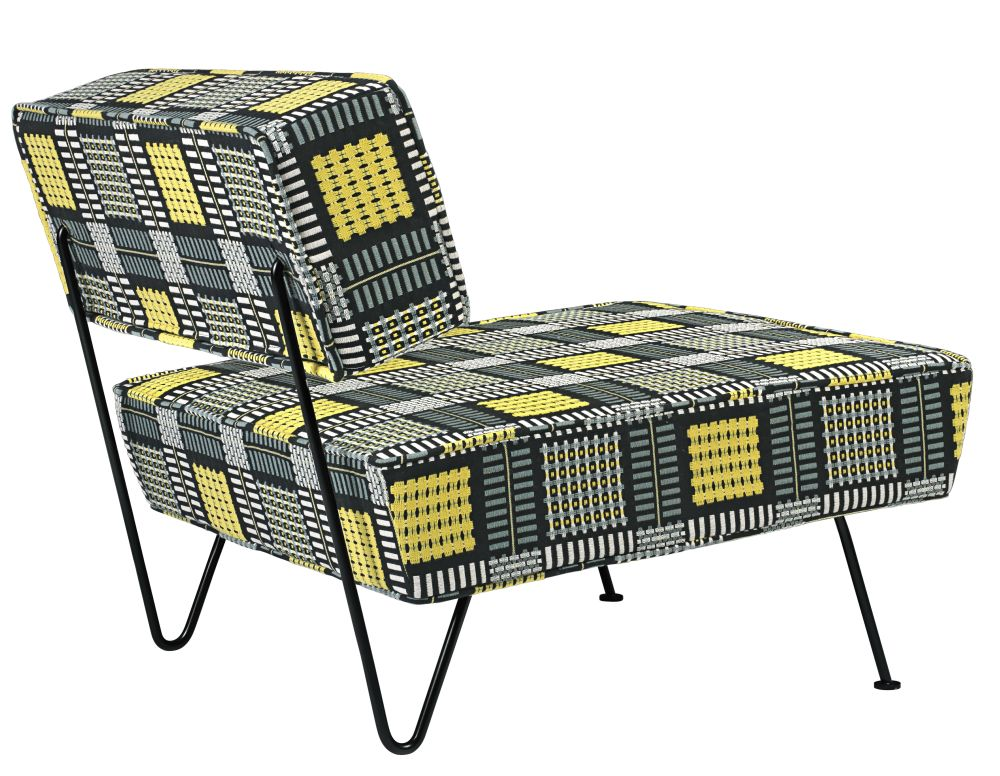 GT Lounge Chair by Gubi