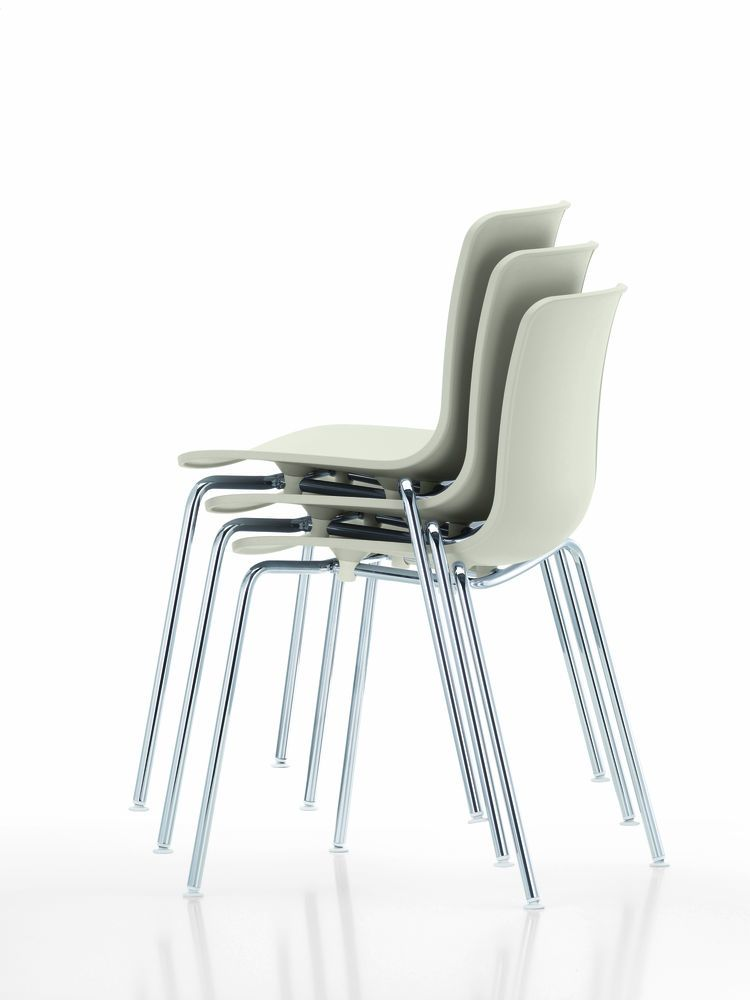 HAL Tube Stackable Chair by Vitra