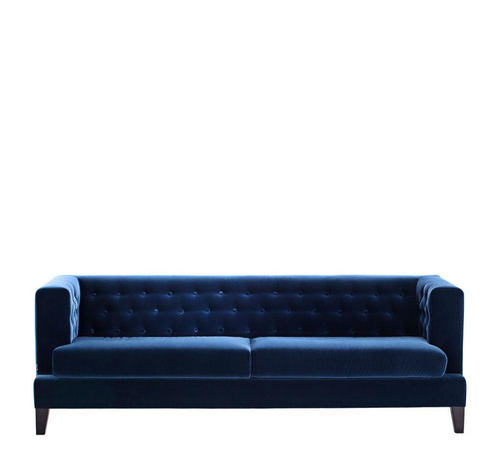 Hall - Three-Seater Sofa by Driade