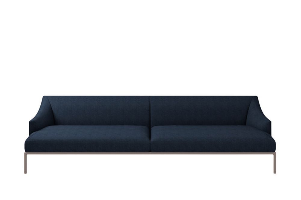 High Time 3 Seater Sofa by Cappellini