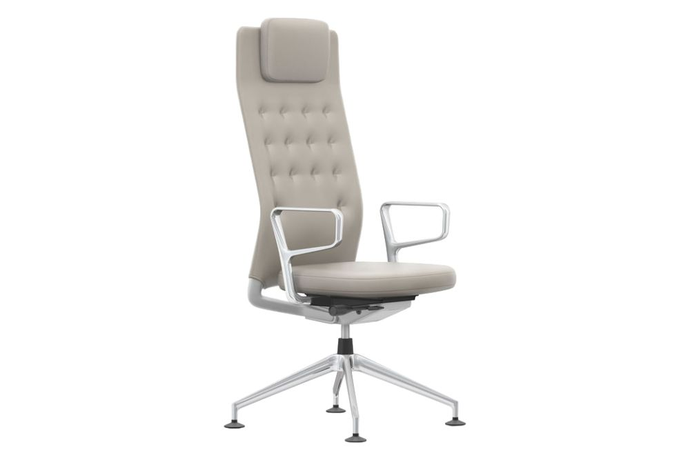 ID Trim L, without Lumbar Support by Vitra