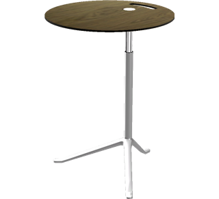 Little Friend Table - Height Adjustable by Republic of Fritz Hansen