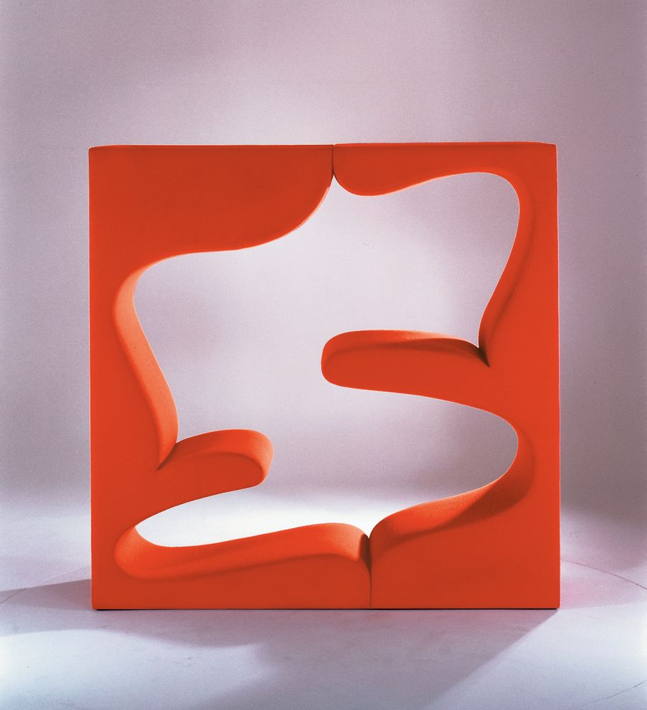 living tower tonus 03 red by verner panton for vitra clippings