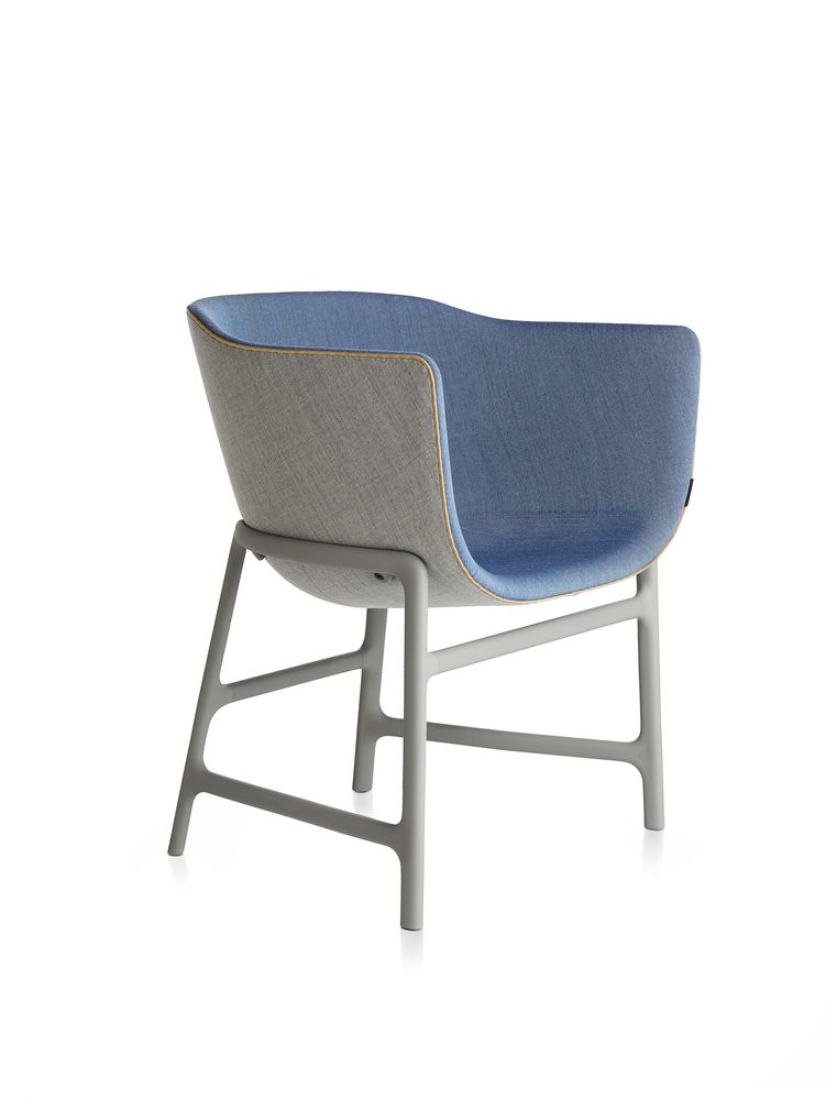 Minuscule Chair with Leather Piping by Republic of Fritz Hansen