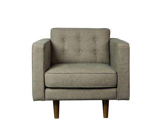 N101 Armchair by Ethnicraft