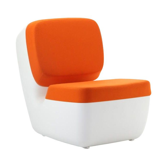 Nimrod Lounge Chair by Magis Design