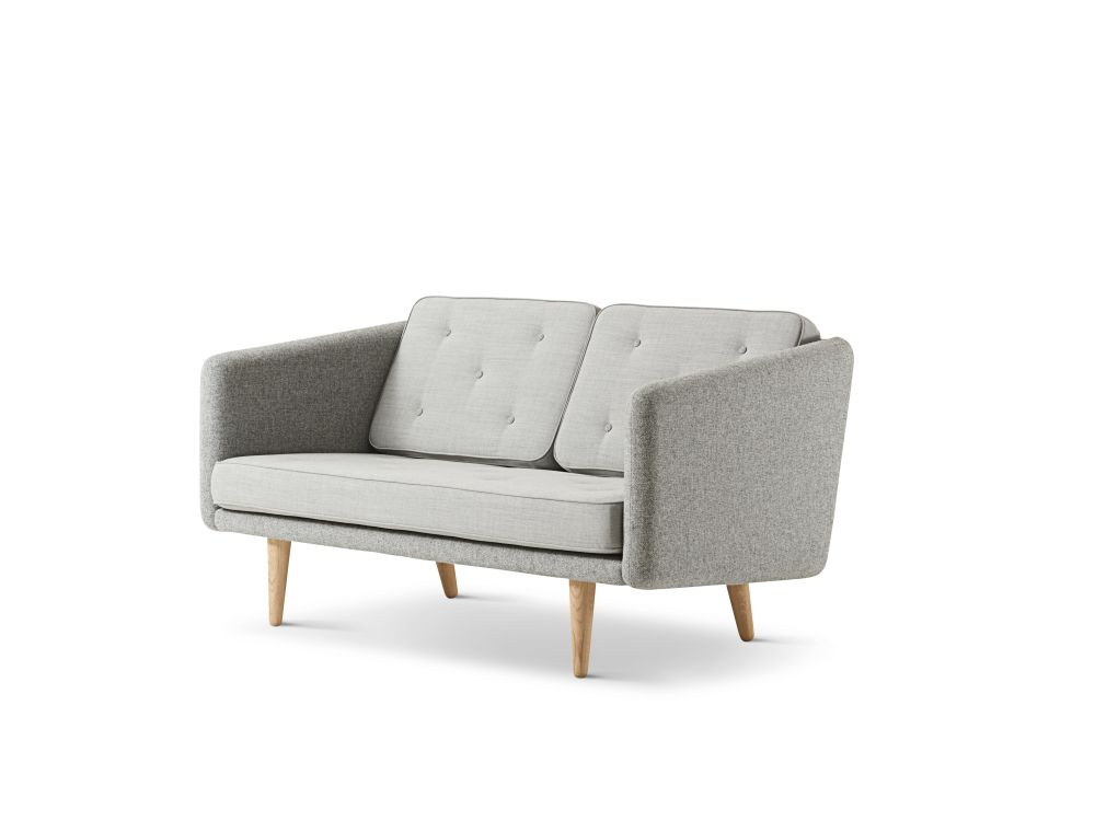No. 1 2-seater Sofa by Fredericia