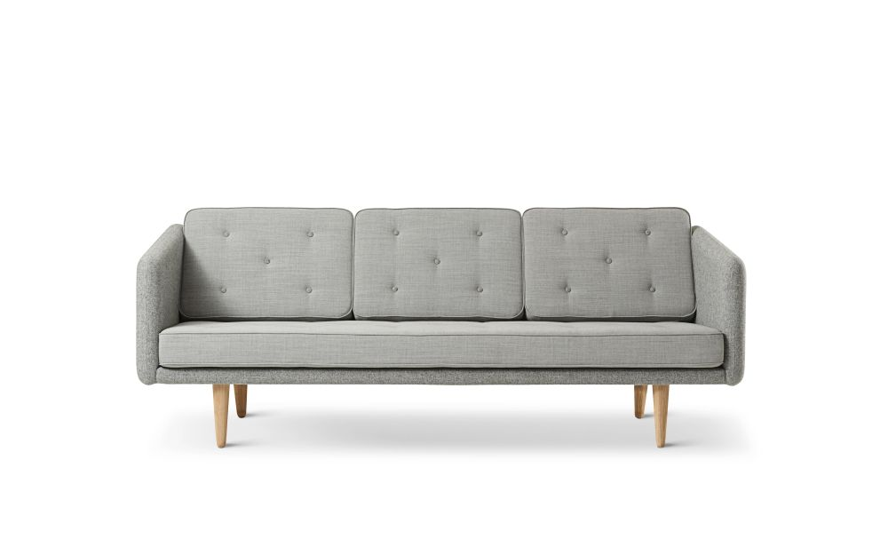 No. 1 3-seater Sofa by Fredericia