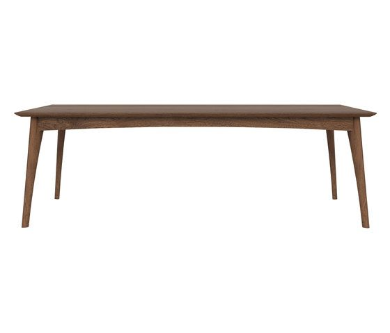 Osso Rectangular Dining Table by Ethnicraft
