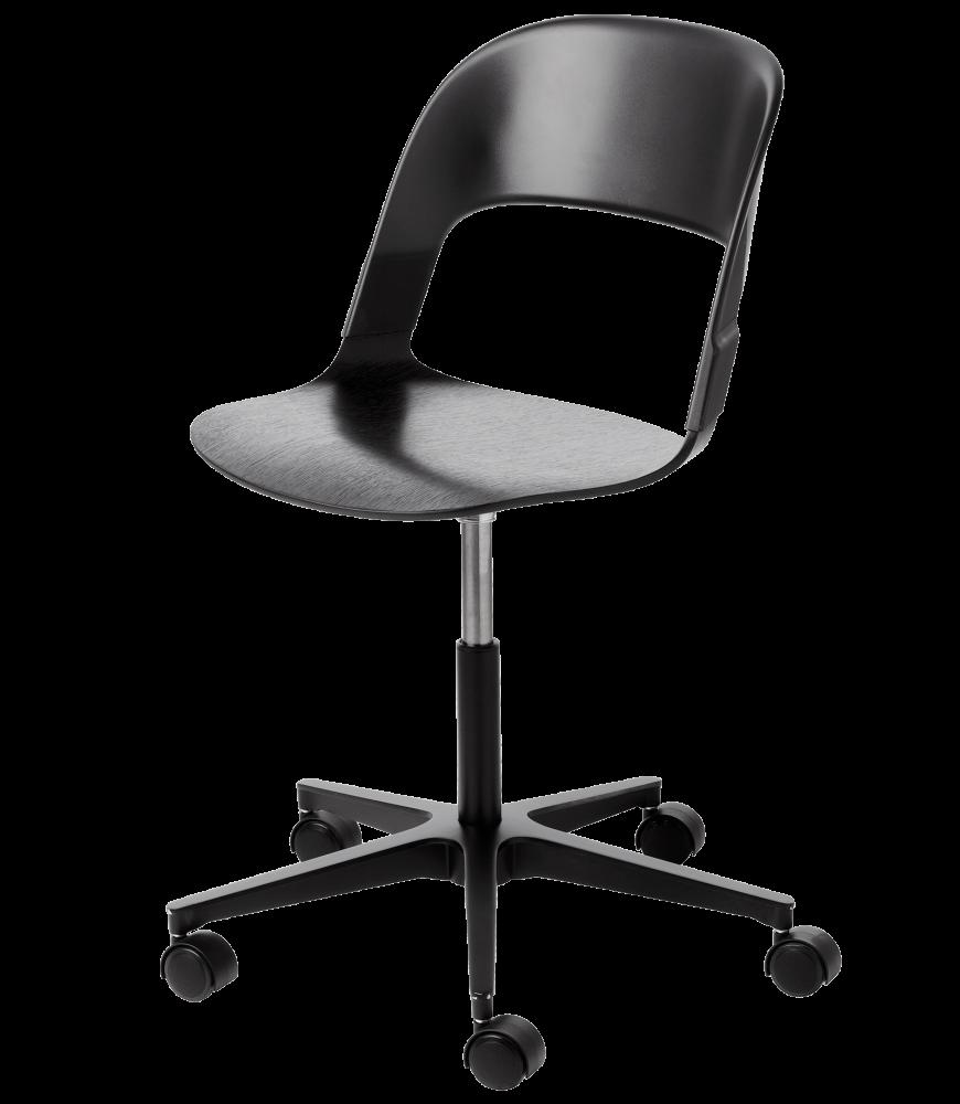 Pair Chair - star base by Republic of Fritz Hansen
