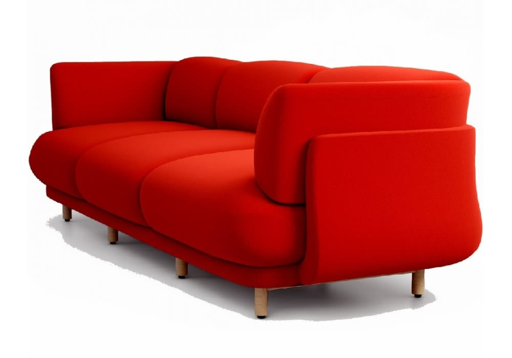Peg 3 Seater Sofa by Cappellini